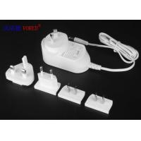 Best 24W Interchangeable Power Adapters 100 - 240V AC Input  High Speed Charging wholesale
