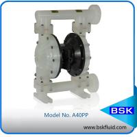 Best Air Operated Double Air Driven Diaphragm Pump Corrosion Resistant wholesale