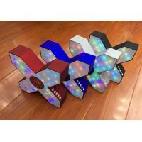 Best S1 X music phone stereo Speaker with LED colorful flashing lights 3D Sound Box pluse wholesale