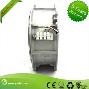 Best 120W DC Cooling Fans HVAC Industry Sheet Steel 254*89 wholesale