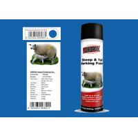 Best Great Adhesiveness Animal Marking Paint 0.5L With Blue Color APK-6821-9 wholesale