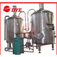 Best 30000 Liter Stainless Steel Hot Water Tank Commercial 200Kg - 2000Kg wholesale