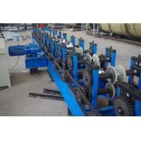 Best 2018 new type C Purlin Roll Forming Machine PLC Control Automatic made in china wholesale