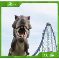 Best China Manufactur Theme Park Exhibition Lifelike Real Dinosaur wholesale
