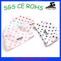 Cheap Customized Various Colors Option PU Swim Caps for sale
