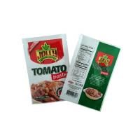 Best Foil Tomato Sauce Packaging Stand Up Ketchup Pouch Anti High Temperature wholesale