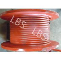 Best Rig Drawworks Carbon Steel Lebus Grooved Drum Steel Wire Rope wholesale
