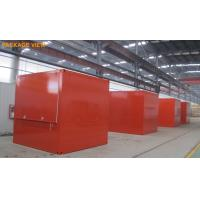Show Room / Mobile Retail Store Special Purpose Trucks Dry Freight Box Type
