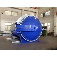 China Glass industry Laminated Glass Autoclave Aerated Concrete / Autoclave Machine Φ2.8M on sale