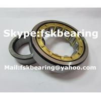 Best Single Row NU208 M Cement  Mixer Bearings Cylindrical Roller For Tanker Car wholesale