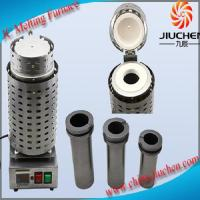 China JC1-4KG Electric Precious Metal Melting Furnace on sale