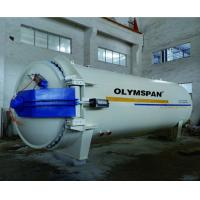 Best Composite Autoclave with limit block and safety valve and interlock wholesale