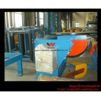 Best Engineering Pipe Boiler Welding Positioner Turntable With Overturning Device / Working Table wholesale