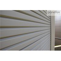 Cheap Deep Grooved Shape Exterior Wall Panels 30mm Thickness With Frost - Resistance  for sale
