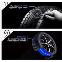 Best Emergency 450ml Puncture Seal Tire Inflator Car Tyre Sealant With MSDS wholesale