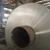 Best Industrial Aluminum Foil Rolls Customized Thickness Fin Stock for Auto Radiator Condenser wholesale