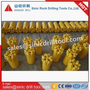 China Rock Drill Bit T51 Button Bit, Button Rock Drill Bit 76mm, Foundation Drilling Tools on sale