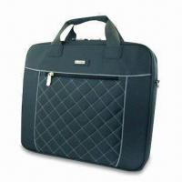 Best Smart Laptop Bag, Made of Microfiber and Nylon, Lining Padded Case, Holds Up to 15.4 Inches wholesale