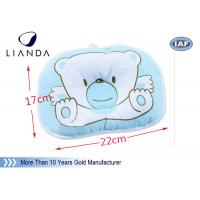 Best Travel Neck Baby Memory Foam Pillow To Prevent Flat Head For Children Gift wholesale