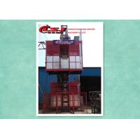 Best Reliable Rack & Pinion Elevator Builders Hoist Adjustable Speed For Material Lifting wholesale