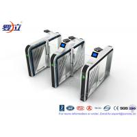 Best CE Approved Luxury Speed Gate Access Control System For Office Building wholesale
