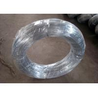 Best Electro Hot Dipped Galvanized Iron Wire For Building Material ISO9001 Approval wholesale