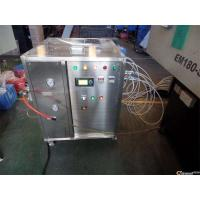 Cheap 12kw Acid Resistantance Mould Runner Cleaner , Mould Washing Machine for sale