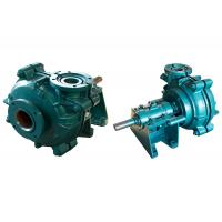 Best Horizontal Small Sludge Pump , High Pressure Slurry Pump Multi Purpose wholesale
