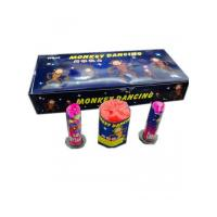 Quality Dancing Monkey Fountain Fireworks wholesale