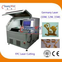 Quality ±20 μm Precision FPC Laser Cutting Machine For PCB Board Manufacturing Process wholesale
