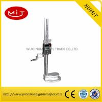 """Best 0-300mm/0-12"""" ElectronicDigital Height Gauge with Single Beam with the material of stainless steel for sale wholesale"""