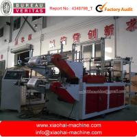 Best Computer Control Plastic Shopping Bag Making Machine Two Layer 9kw wholesale