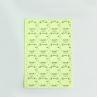 Buy cheap High Gloss Laser Sticker Waterproof Warning Custom Vinyl Label Packaging from wholesalers