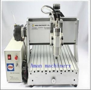 Best Hot sell AMAN3040 mini 3d cnc engraving machine wholesale