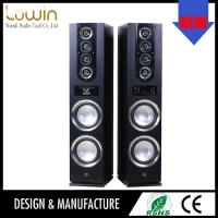 Best Delicate workmanship 2.0 home theater speaker , transparent treble active karaoke speaker wholesale