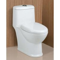 Best Ceramic one piece siphonic flushing water closet wholesale