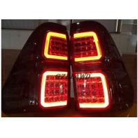 Best PMMA + ABS + Aluminum Ford Ranger Led Tail Lights T6 T7 2012  -  2016 / GZDL4WD 4x4 Car Accessories wholesale
