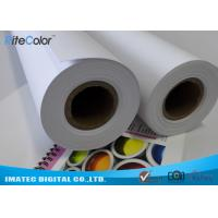 Best Inkjet Matte PP Synthetic Paper , Poster Tear resistant Paper 8mil Thickness wholesale