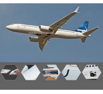 Best Freewing Yelllow Avanti S 80mm EDF PNP RC airplane wholesale