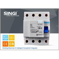 Best CE / CB Certifcate F364 RCCB / RCD Earth leakage circuit breaker / RCBO wholesale