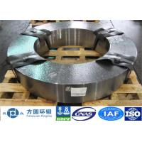 Best External / Internal Gear Forged Wheel Blanks With 4140 42CrMo4 4330 34CrNiMo6 17CrNiMo6 wholesale