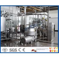 Best 20000LPD Milk Processing Butter Making Equipment For Dairy Processing Plant wholesale