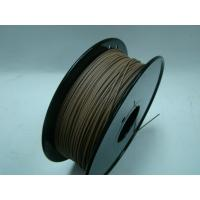 Best Markerbot 3d Printer Wood Filament , 3d printing consumables temperature 190 - 230°C wholesale