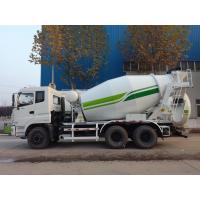 Best 6x4 truck, 8m3 concrete mixer truck, wholesale
