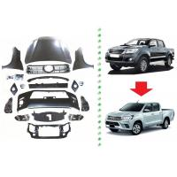 Best Facelift for Toyota Hilux Vigo 2009 and 2012 , Upgrade Body Kits to Hilux Revo 2016 wholesale