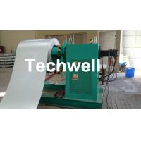 Best High Precision Hydraulic Automatic Cut To Length Machine / Sheet Metal Slitter Cutting Machine With Auto Stacker System wholesale