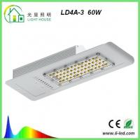 Best High CRI IP65 60W LED Street Light For Outdoor Lighting , Street Led Lamps wholesale