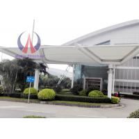 Best Double PVC - coated Membrane Tensile Fabric Covered Buildings For Airport wholesale