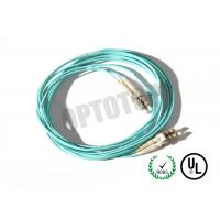 Best LC UPC Connector Multimode Patch Cord 2 Fiber Zip For Test Equipment / CATV wholesale