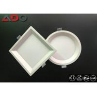 Best 16 W Dimmable LED Panel Light 2 Years LED Driver Aluminum 155mm wholesale